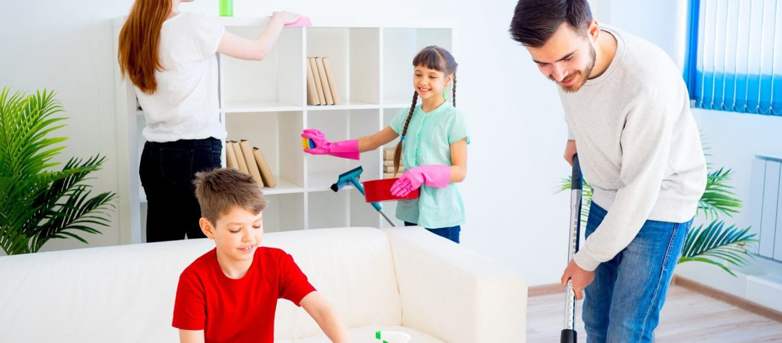 Top Reasons Supporting the Requirement of House Cleaning Services